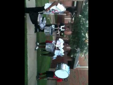 Paul W Bryant High School Drumline (Shotgun)