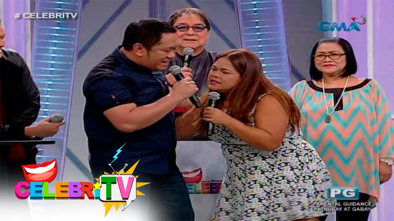 CelebriTV: Kulitan with Betong and Mae