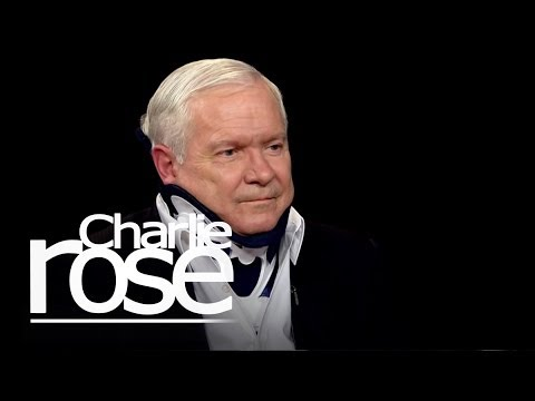 Robert Gates on President Obama | Charlie Rose