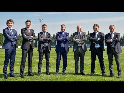 Juventus: Marotta e Paratici fino al 2018 - Marotta and Paratici extend contracts until 2018