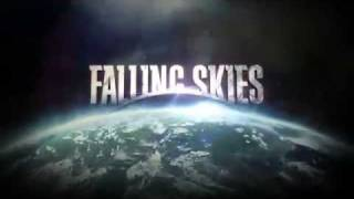 Falling Skies Trailer 2011  ILLUMINATI FAKE ALIEN INVASION