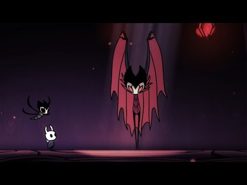 Hollow Knight: The Grimm Troupe - 2 New Bosses [No Damage]