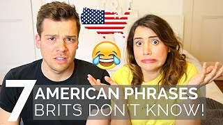 Download Lagu 🇺🇸 AMERICAN Phrases BRITS Don't Understand! 🇬🇧| American vs British Gratis STAFABAND