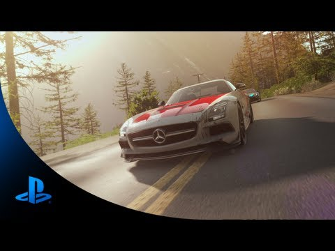 DRIVECLUB - E3 Trailer (PS4) | E3 2013