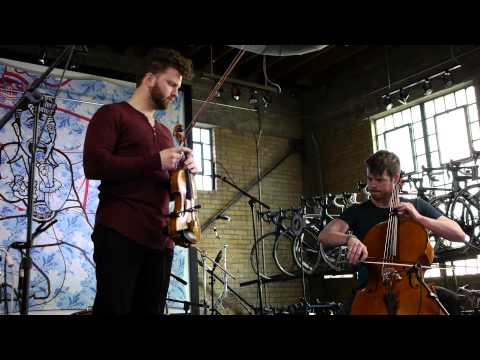 O�lafur Arnalds - Only The Winds (Live on KEXP)