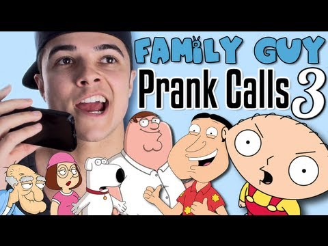 Family Guy Prank Calls 3 | Mikey Bolts