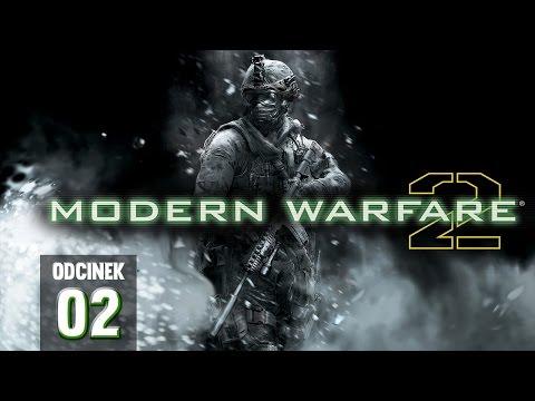 Call of Duty: Modern Warfare 2 #02 60FPS Vertez Gameplay Zagrajmy w