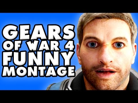 Gears of War 4 Funny Montage!