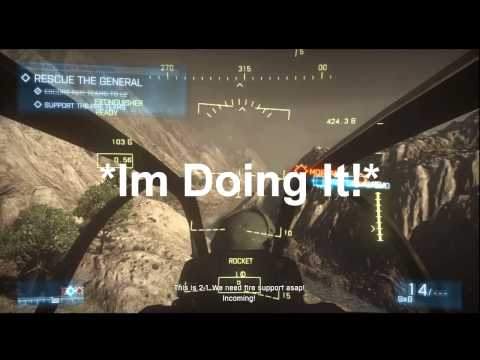 Battlefield 3 Worst Helicopter Pilot Ever!