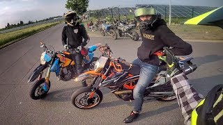 WHEELIES MIT BLACKOUT
