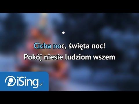Kolęda - Cicha Noc (karaoke ISing)