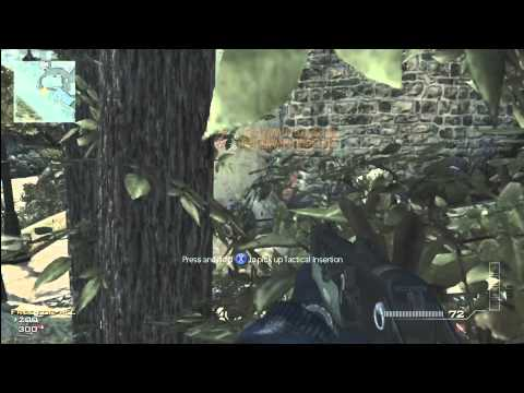 MW3 Glitches NEW INFECTED Best Spot Ever On Piazza - Map Pack 1 - Tutorial PS3, XBOX, PC