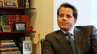 Anthony Scaramucci on His Road to Success (Founder of Skybridge Capital)