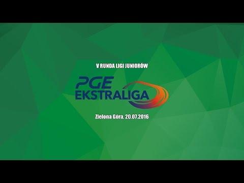 V Runda Ligi Juniorów W Zielonej Górze, 20.07.2016