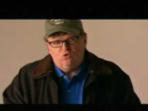 Michael Moore's new target: Greedy bankers