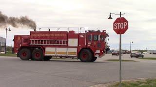 Pilot declares emergency at Peterborough Airport