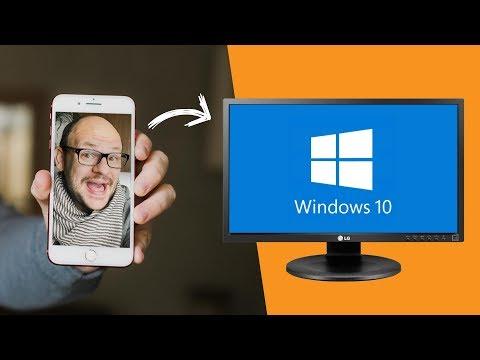 Como transferir fotos / vídeos do iPhone para o Windows PC - Willian Lima