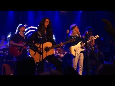 Saimaa - Four Horsemen (Live at Tavastia, 2016)