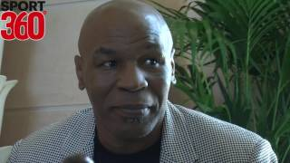 Mike Tyson: Anthony Joshua is the new King of heavyweight boxing