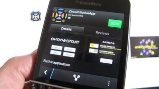 Circuit for BlackBerry 10
