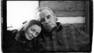"Johnny Cash and June Carter Cash, ""The Far Side Banks of Jordan."""