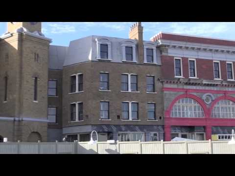 The Wizarding World of Harry Potter Diagon Alley Universal Orlando Construction Update Jan 17th 2014