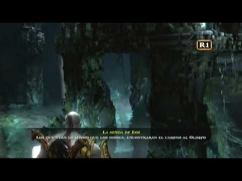 [PS3] God of War 3 - Walkthrough - Titan Mode - La Muerte de Helios(3º Reliquia) - Part 17 - HD