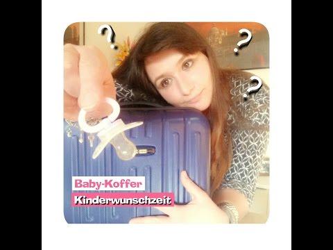 Kinderwunsch | Baby-Koffer!| Beschäftigungstherapie in der Kinderwunschzeit!