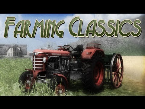Farming Simulator 2013 - Modyfikacje #1- DLC Farming Classics