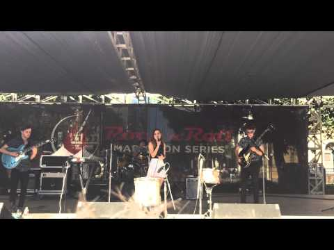 Echosmith - Cool Kids (LIVE Performance @ Rock 'n' Roll San Jose 10K)