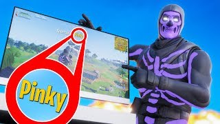 I spectated MYSELF in Fortnite on ANOTHER PC... (so weird)