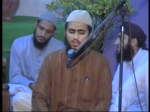 Mohammad Akmal Saeedi Multani (in mehfil of chehlum of Shaheed Mufti Syed Qamar-ul-Huda Ashrafi) 2