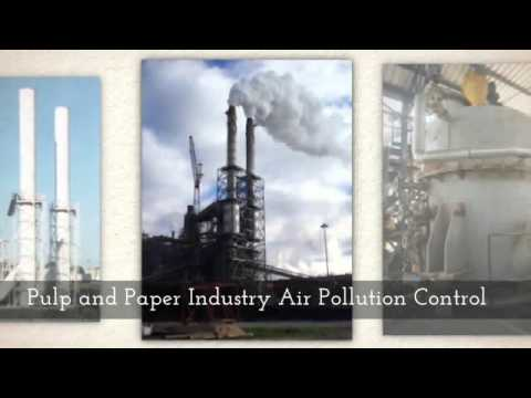Air Pollution Control Technology Advantage in Pulp and Paper Industry