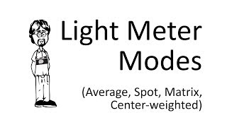 How are Light Meter Modes Different?