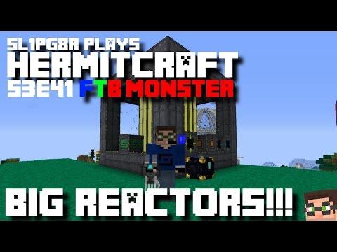 how to make a reactor ftb
