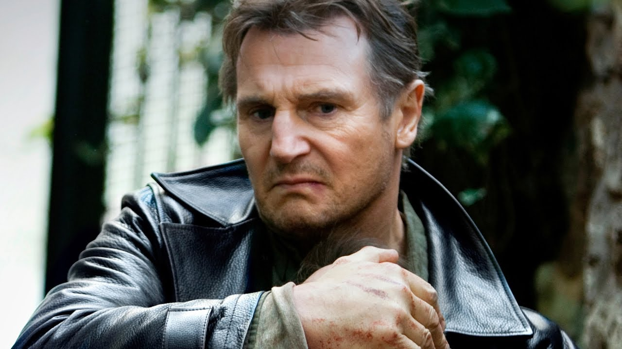 Movie News: Liam Neeson Signs