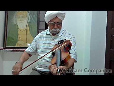 Chingari koi bhadke - (VIOLIN INSTRUMENTAL)