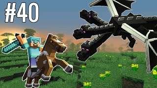 PREPARING TO KILL THE ENDER DRAGON | MINECRAFT #40