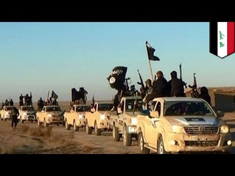 Iraq spirals out of control as ISIL militants capture the nation's second-biggest city