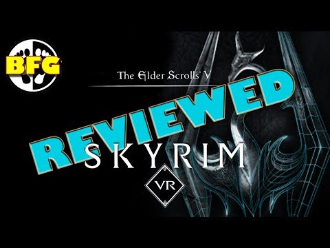 Skyrim VR PC Review