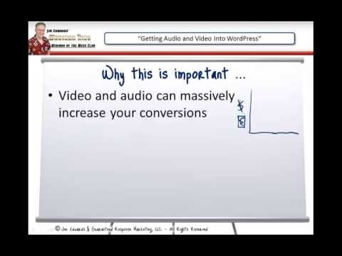 0 Audio Video Wordpress Fast Free Plugin