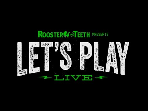 Let's Play Live: Event Tickets Available Now!