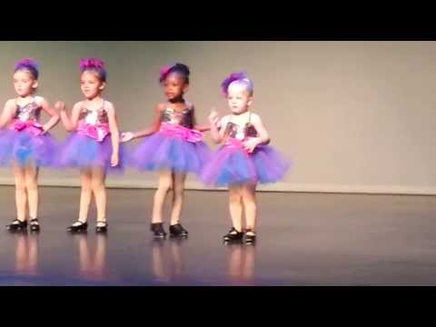Original Dance Factory Preschool Tap video