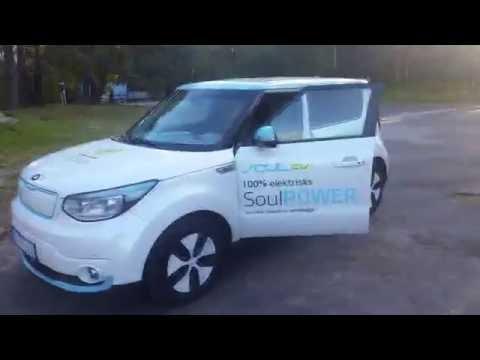 Eco ev videolike for Kia soul hdmotori