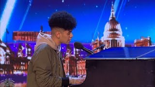Britain's Got Talent 2018 Shaquille Rayes Full Audition S12E07