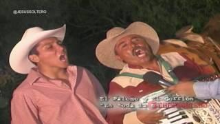 Edwin Luna canta con su padre MIGUEL LUNA en toda la chapa