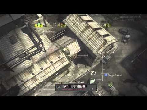 MW3 Gameplay Commentary: 70-5 With Some Helpful Tips