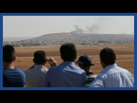 Fighting Isis in Kobani: Kurds on the Frontlines | Report #1