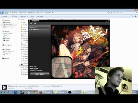 Blade & soul private server install tutorial