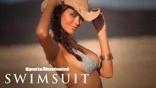 Natasha Barnard Up Close | Sports Illustrated Swimsuit